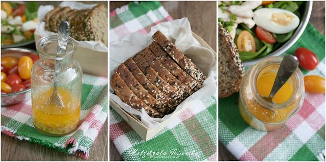 zdrowe śniadanie, lekki lunch, drugie śniadanie do pracy, daylicooking, Małgorzata Kijowska