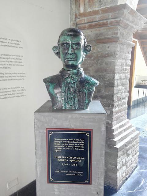 Museo de Sitio Bodega y Quadra Lima