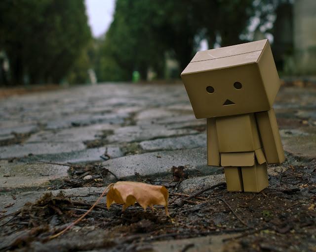 Sad image of feeling