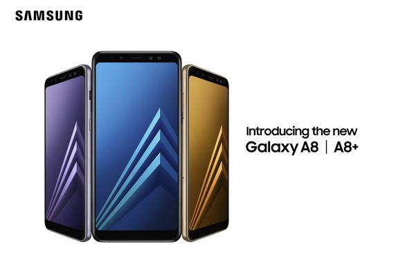 Fitur Terbaik Samsung Galaxy A8 (2018) dan A8 + (2018)