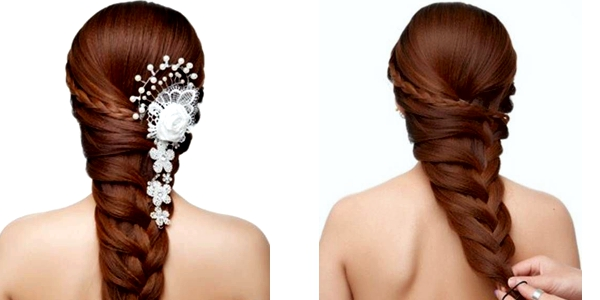Step By Step Tutorial For A Gorgeous Hairstyle The Haircut Web