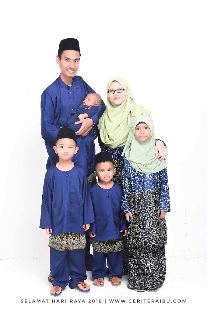 Jom Photoshoot Raya di The Empire Studio JB