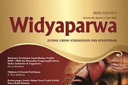 WIDYAPARWA Juni 2014
