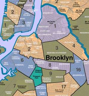Brooklyn Community Board Map Bedroom 2018: Brooklyn Community Board Map