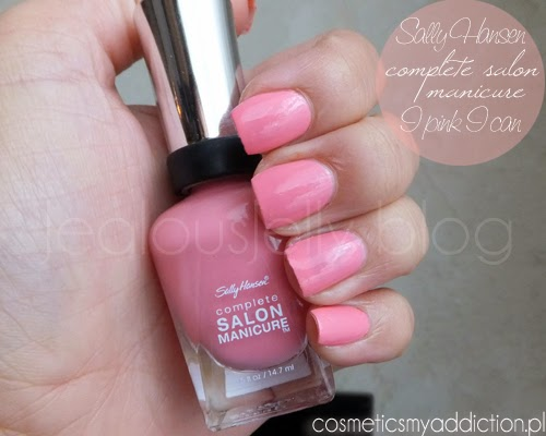 Sally Hansen - I pink I can 510