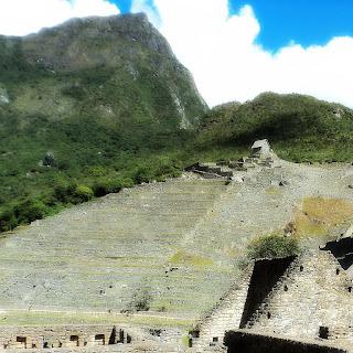 Apu Machu Picchu: O Topo de Machu Picchu