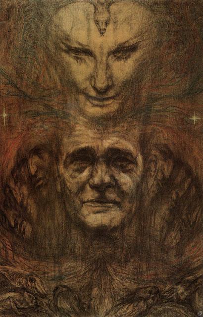 Austin Osman Spare, Arte, Art, Draw, Ocultism