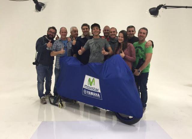 Kejar Juara Dunia Ke Sepuluh Rossi, Yamaha Mulai Persiapkan Motor M1 2017