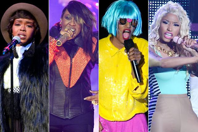 Who is The Best Female Rapper In The World?
