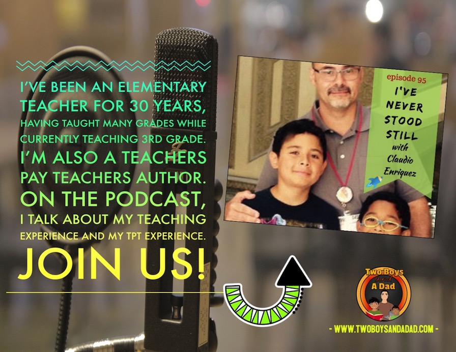 Listen to the Podcast Teaching Bites Teachers Pay Teachers
