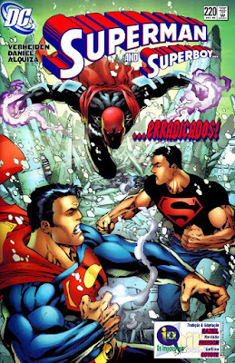 Superman #220