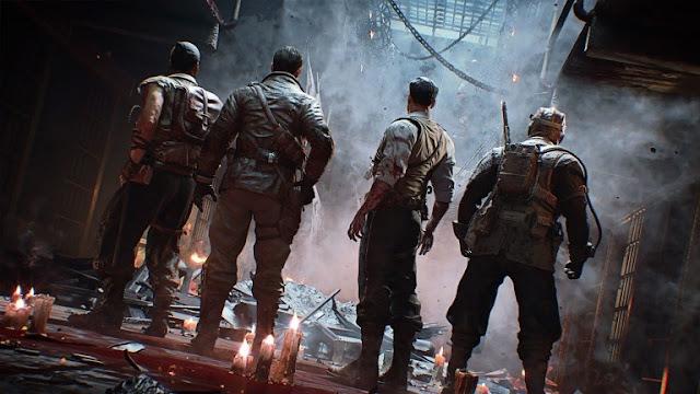 جزء ثاني من مشروع فيلم Call of Duty سيكون حاليا قيد التجهيز و هذه أول التفاصيل ..
