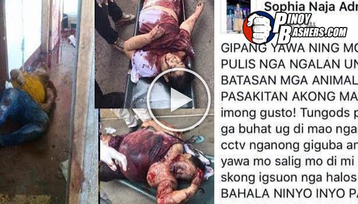 LOOK: Apo ni Mayor Parojinog May Ibinulgar Kung Sino Ang Nasa Likod sa Pagpatay sa Kanyang Lolo