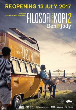 SINOPSIS Filosofi Kopi 2: Ben & Jody (2017)