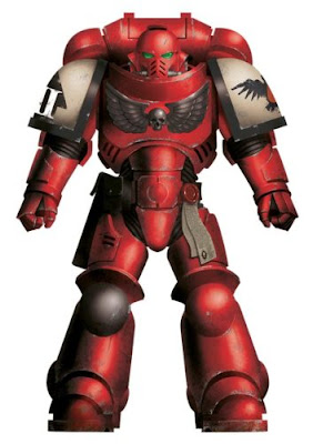 warhammer 40K 8th edition chapter tactics blood ravens