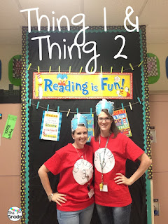 Dress up days will never be the same without my teaching partner!  This girl is my rock, and my best friend! I am beyond blessed to have taught with her this year!