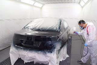 Talleres de chapa y pintura en Móstoles, donde pintar mi coche en Móstoles