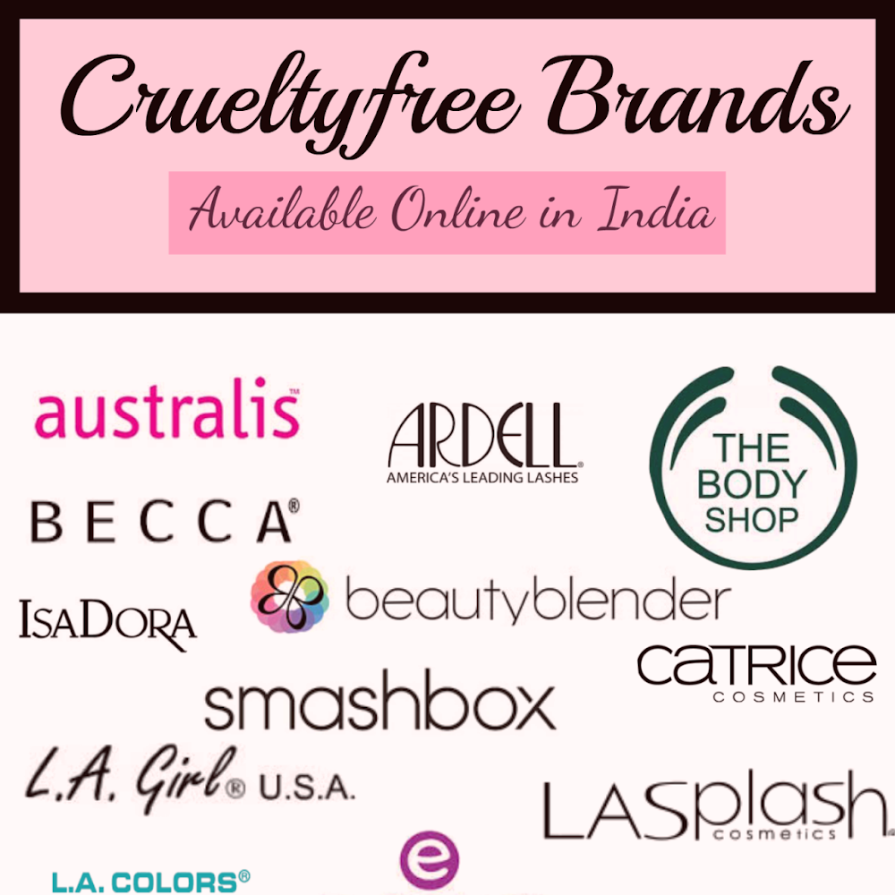 Cruelty free Makeup Brands available in India online   Makeup ...
