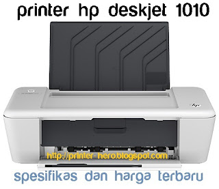 Printer HP Deskjet 1010 Lengkap