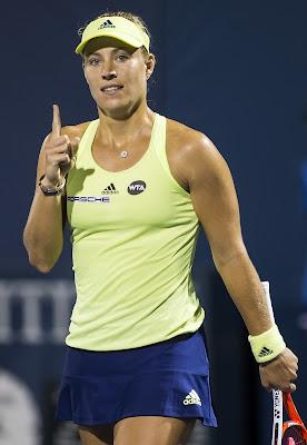 In virtual Stanford replay, Kerber tops Pliskova for title
