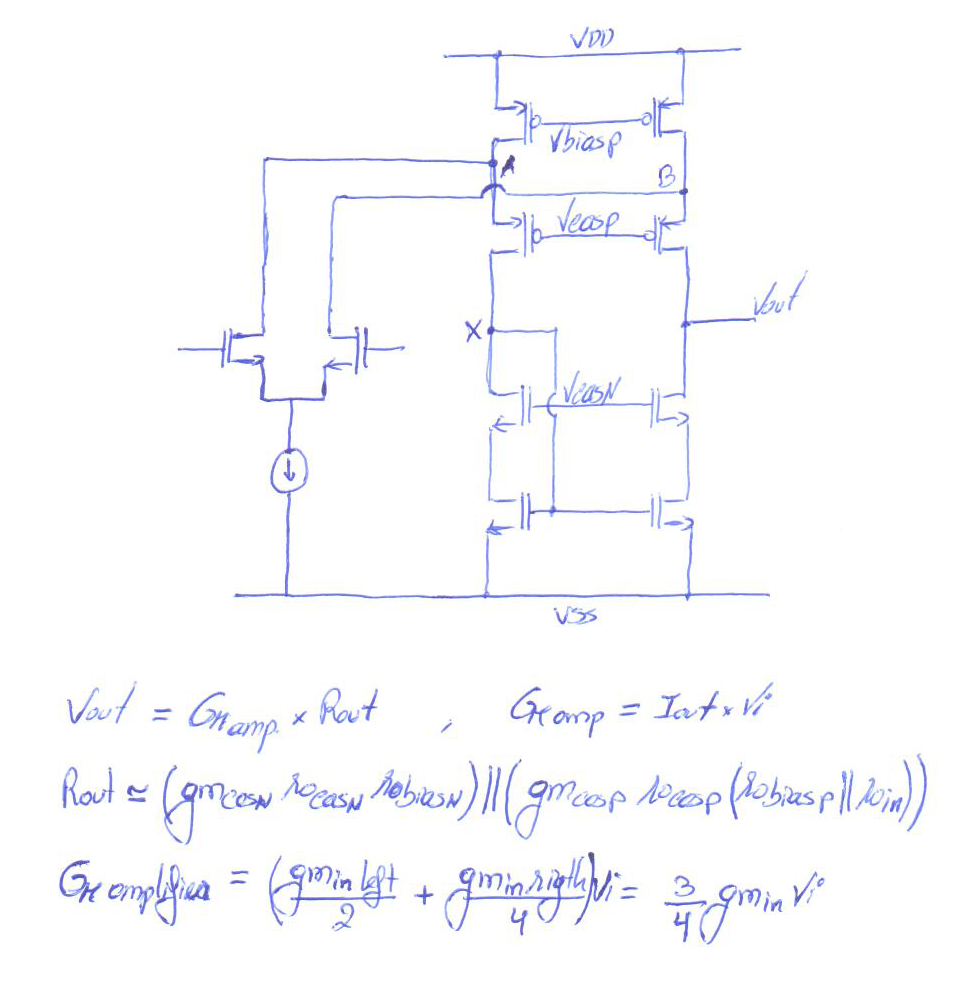 Example Another Small Signal Analysis Of A Mosfet Amplifier By