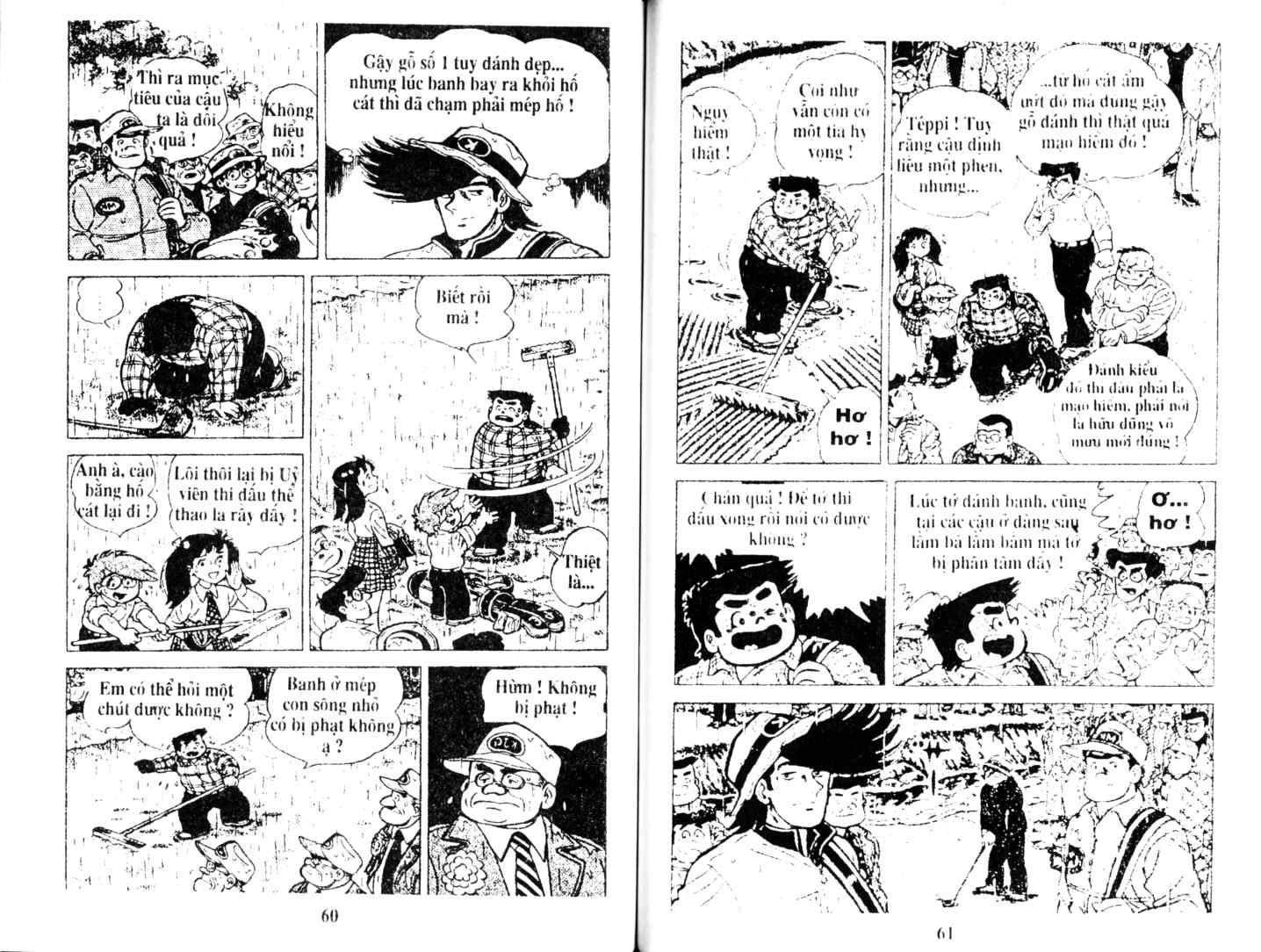 Ashita Tenki ni Naare chapter 9 trang 29
