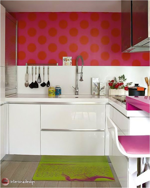 Top 20 Pink Kitchens 6