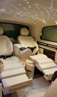 Customize luxury car