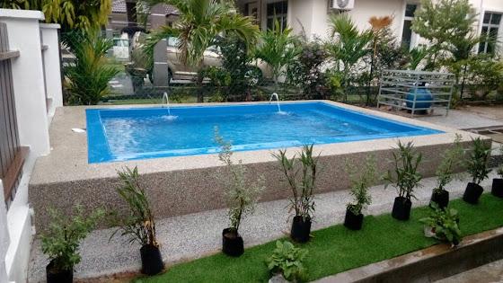Homestay Melaka N Di With Swimming Pool