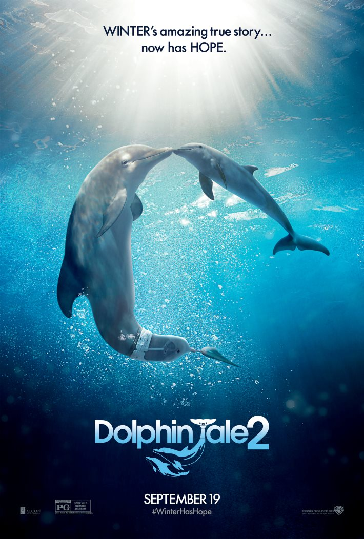 Poster: Dolphin Tale 2