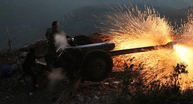 """Η Ρωσία καταγγέλλει: """"Η Τουρκία σχεδιάζει στρατιωτική εισβολή στη Συρία"""""""