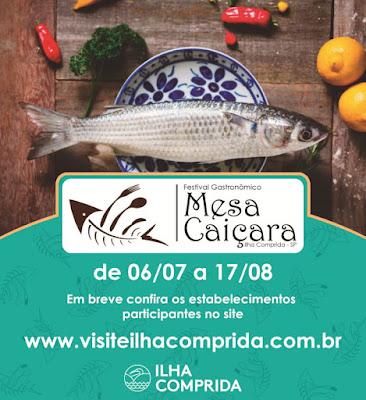 Prefeito Geraldino Júnior anuncia inédito Festival  Gastronômico na programação de inverno da Ilha
