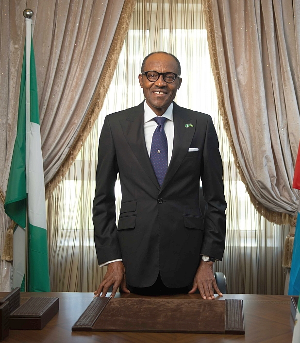president buhari good