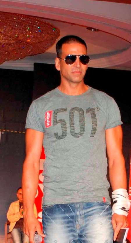 Akshay 'Khiladi' Kumar: Diet, Fitness and Him