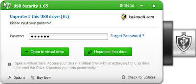 Cara Melindungi USB Flashdisk Anda Dengan Kata Sandi - Kakasoft 4