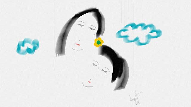 ညဳိထက္ညဳိ ● အေမတခု သမီးတခု (၀တၱဳတုိ)