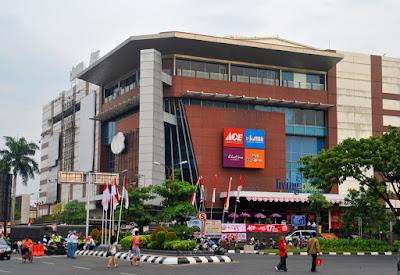 7 Mall Terbesar di Kota Semarang