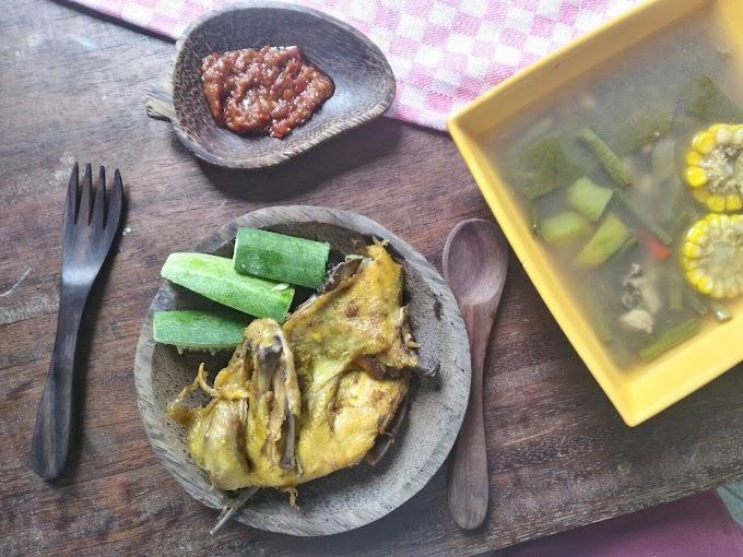 Dele, Alternatif Layanan Pesan Antar Masakan Tradisional Indonesia dari @Foodieshub