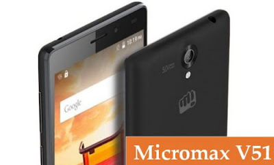 Micromax V51 Flash File Stock Firmware Free Download
