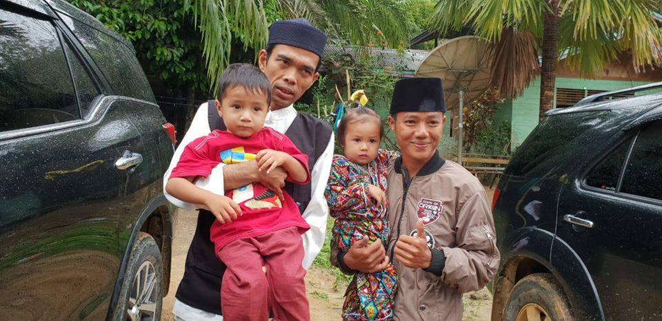 Eksklusif! Ini Pesan WA Ustadz Abdul Somad Ceramahnya Ditolak di Jateng dan Jatim