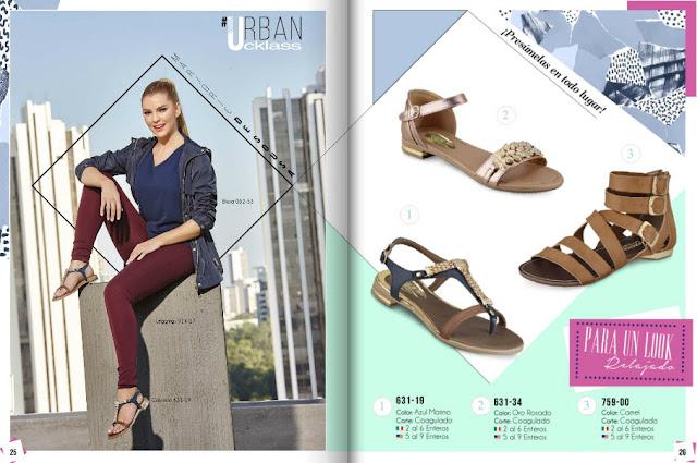 zapatos de estilo urbano damas