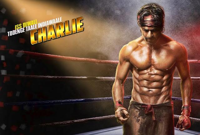 Shah Rukh Khan As Charlie Happy New Year Latest Full HD Wallpaper