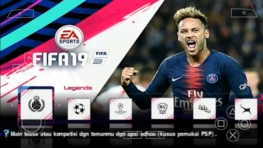 Download PES Mod FIFA 19 Lite 300 Mb ~ Embuh Droid