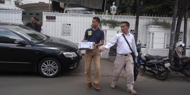 Ini Barang yang Disita Polisi dari Sri Bintang & Rachmawati