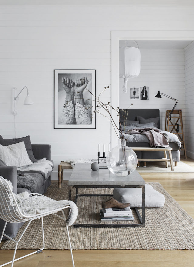 My Scandinavian Home The Cosy Home Of A Swedish Stylist