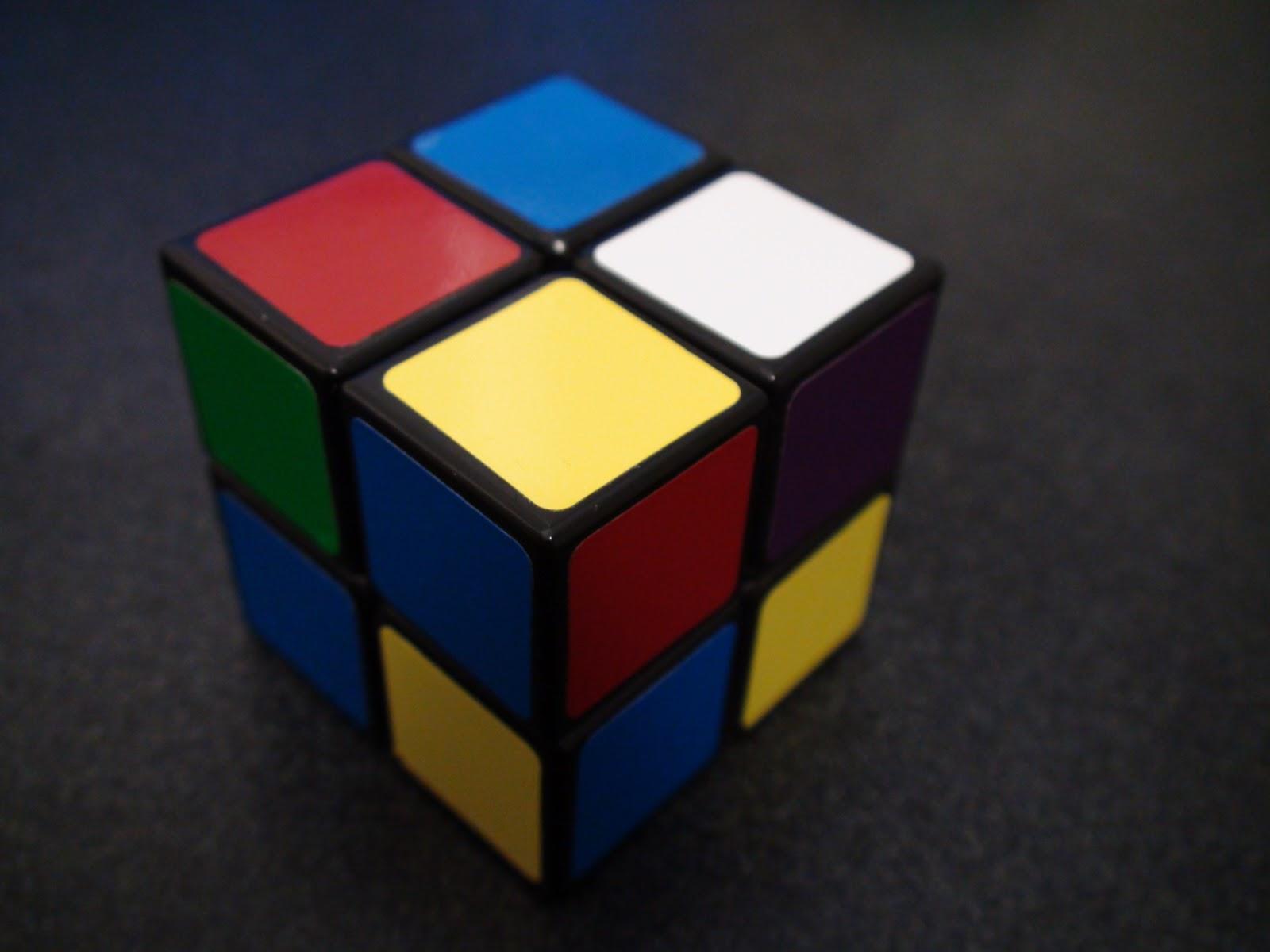 Uberzj's Cubes: 2x2 - Beginner Method
