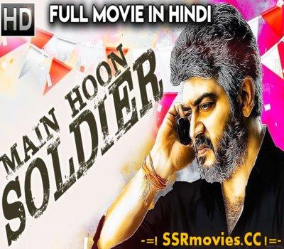 Main Hoon Soldier (2018) Hindi Dubbed 720p HDRip 900MB