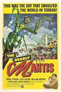 Watch The Deadly Mantis Online Free in HD