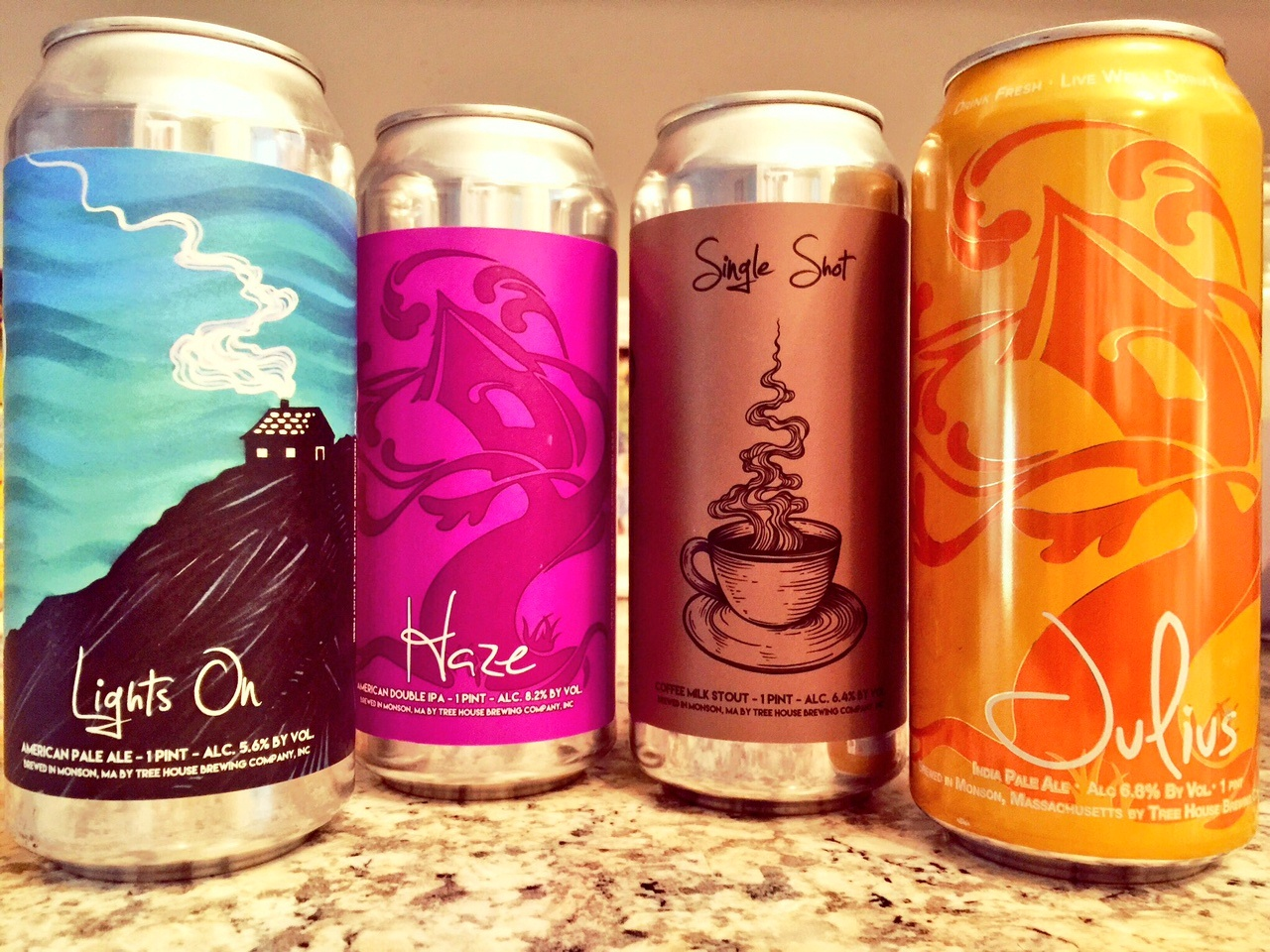 Treehouse Brewing Part - 23: I Received A Message Recently From Eric Of Nine State Brewing. He Asked If  I Had Ever Tried Anything From Tree House Brewing Co. I Explained That I  Hadnu0027t ...