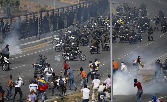 ¿Qué pasó en Venezuela? Un plan frustrado que agrietó al chavismo